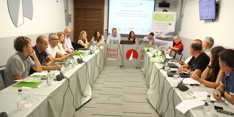 The 4th Project Meeting in Podgorica